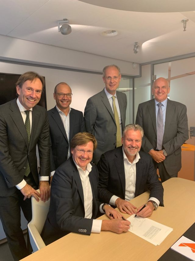 Concordia de Keizer en EBC Nederland