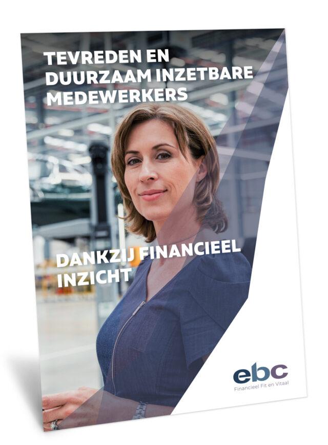 Afbeelding van white paper financieel inzicht van EBC Nederland